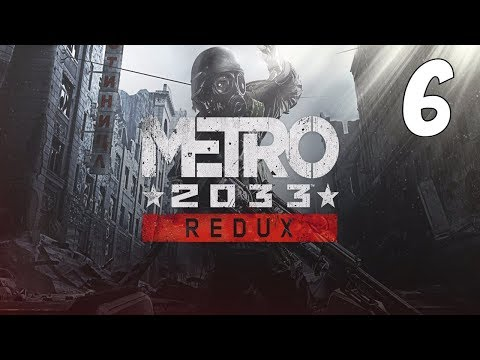 NOOO .. BOURBONNNN - Let's Play: Metro 2033 Redux #6 INDONESIA