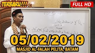 Ceramah Terbaru Ustadz Abdul Somad Lc Ma Masjid Al Falah Pelita Batam