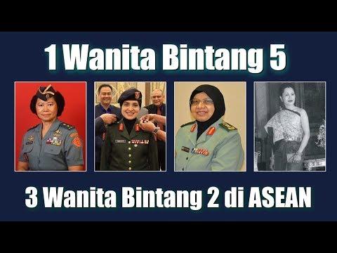Hanya 1 Wanita Bintang 5 didunia, 3 bintang 2 di Asean
