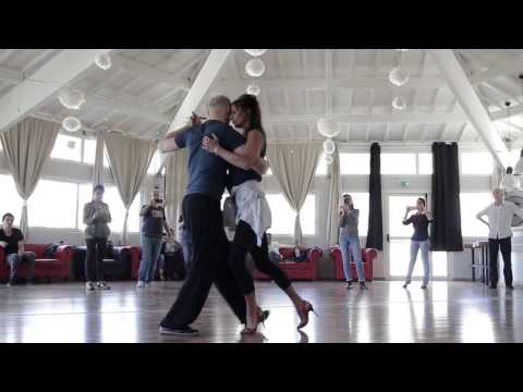 Chalotte & Cedric Neo Tango impro