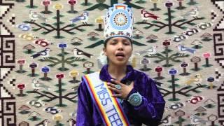 Miss Teen Navajo 2013