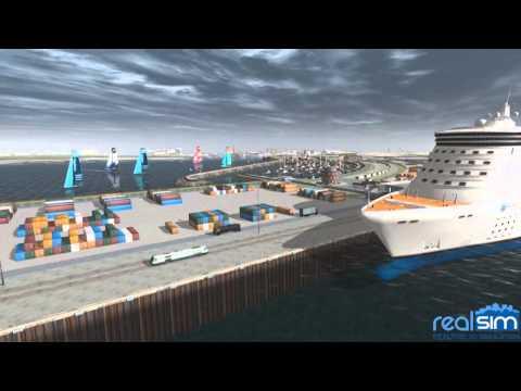 RealSim Port Simulations