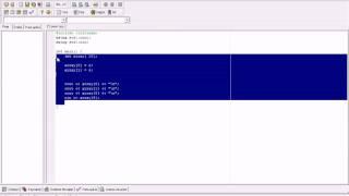 C++ Dersleri S01B27 - Array ve For Döngüsü