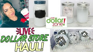 ONE DOLLAR ZONE HAUL | EPIC DOLLAR STORE FINDS 2017 |  Sensational Finds
