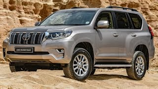 NEW Toyota Prado 2018 - Test Drive