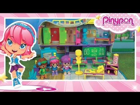 Tous les personnages du dessin anim pinypon dans l 39 institut piny youtube - Tous les personnages de violetta ...