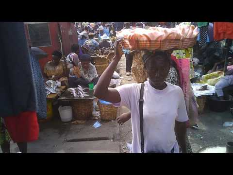 Marche Central de Douala, part 1