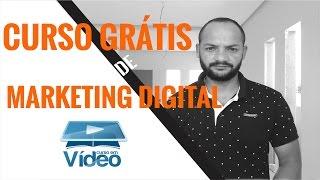 Curso Grátis de Marketing Digital, Canal Curso em Vídeo |Cursos Gratuitos