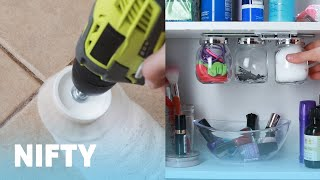 15 Genius Bathroom Cleaning Hacks