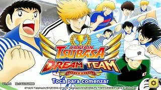 Captain Tsubasa: Dream Team Global Gameplay Español Episodio 1: Oliver y Benji!