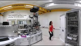 Curtin's Ion Micro Probe (SHRIMP) Facility | 360° virtual experience
