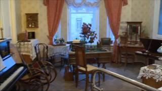 видео Мемориальный музей-квартира актерской семьи М.В. и А.А. Мироновых