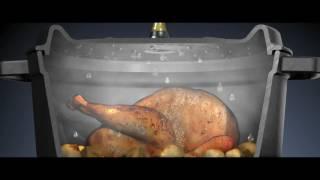 Staub Döküm Tencerelerinin Kullanım ve Temizlik Videosu