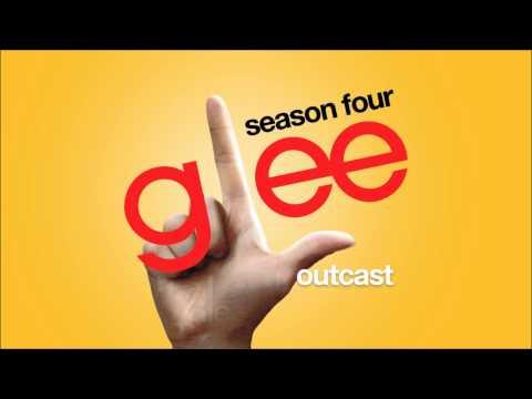 Outcast | Glee [HD FULL STUDIO]