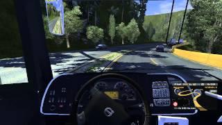 Euro Truck Simulator 2 Mapa Colombia, de viaje para el llano.