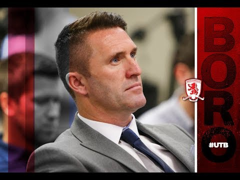 Robbie Keane Gives His First Interview After Joining Boro