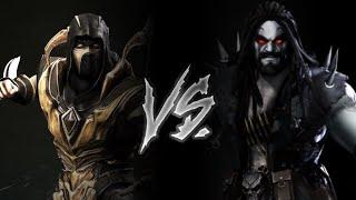 Injustice Gods Among Us - Scorpion Vs. Lobo (VERY HARD)