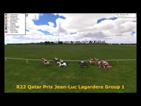 Season 2 FLAT Wk10 R22 Qatar Prix Jean-Luc Lagardere Group 1