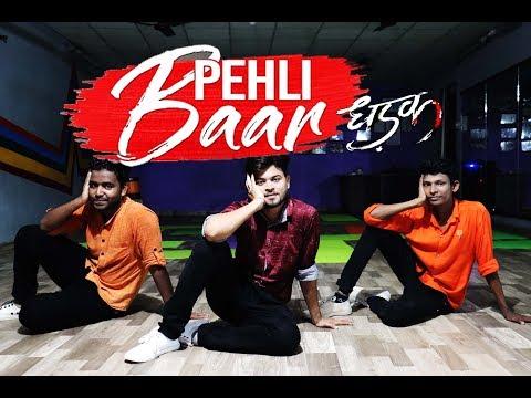 Pehli Baar | Dhadak | Dance Video | Janhavi & Ishaan | Freestyle Dance