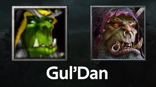 Reforged Orc Icons Side by Side with Old Icons | Warcraft 3 Reforged Beta