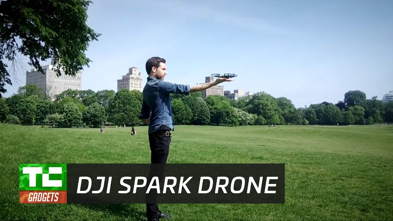 A Weekend With DJIs New Spark Drone