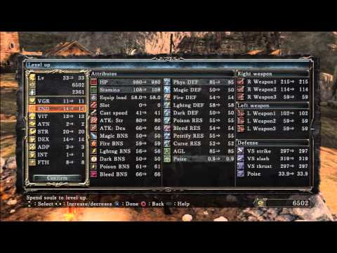 Bisnap Plays Dark Souls II - Episode 7 - Needed