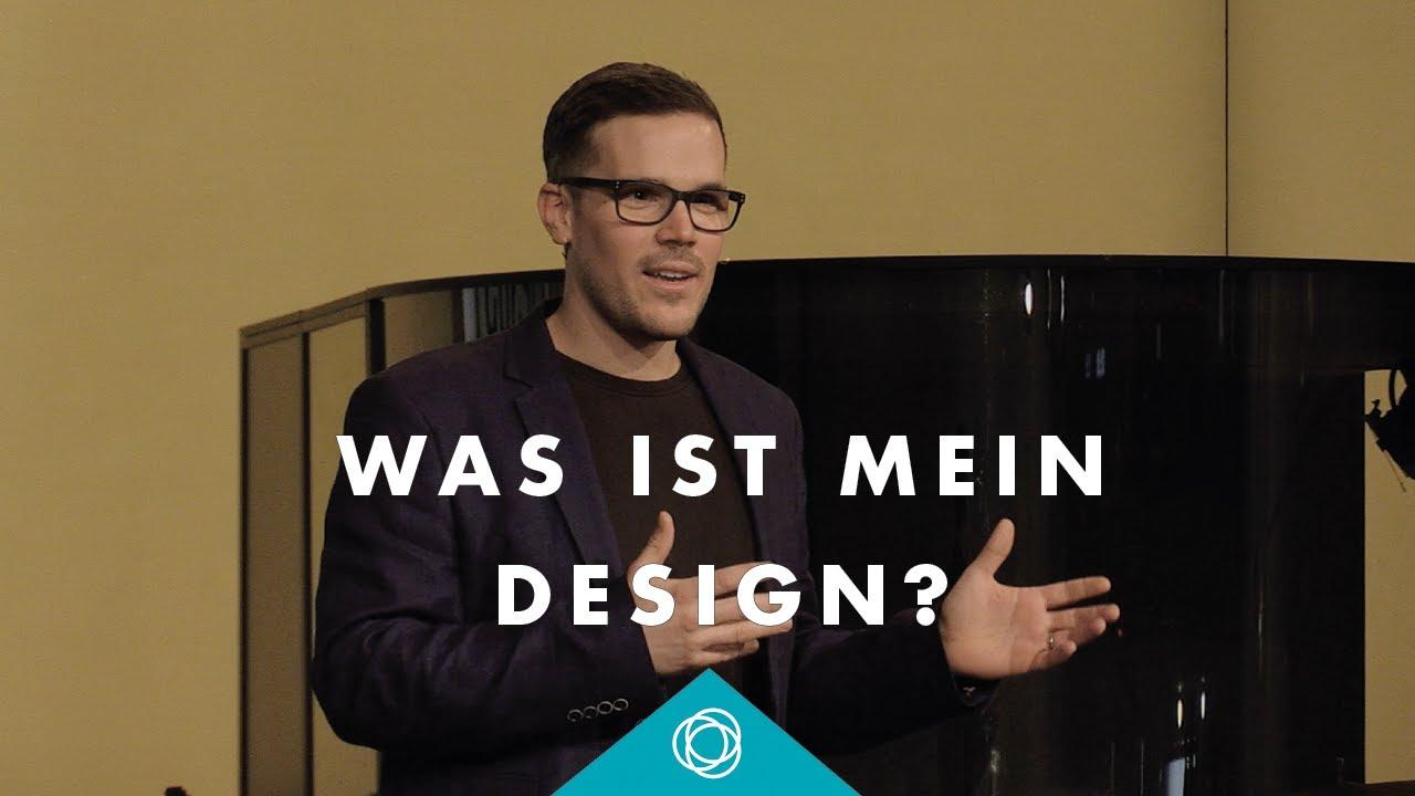 Was ist mein Design? · Martin Koontz · Elim Kirche Hamburg