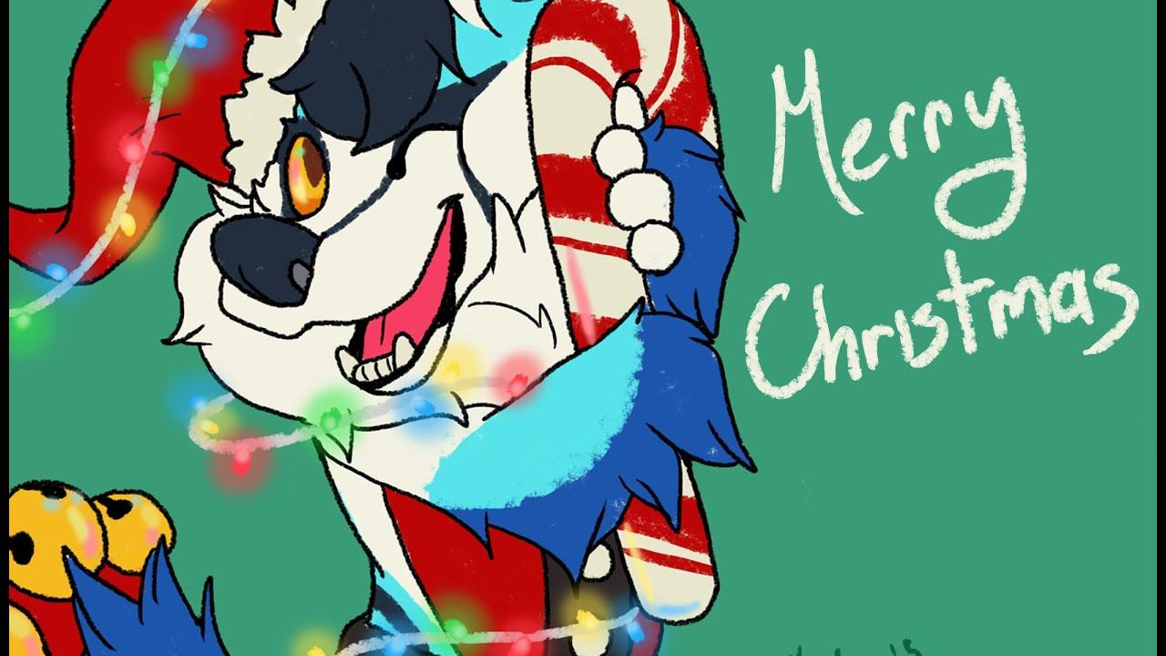 we wish you a furry christmas youtube - Christmas Furry