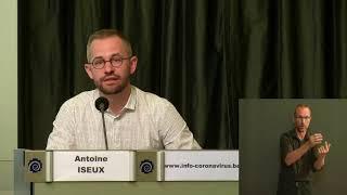 Baixar Coronavirus (Covid-19): conférence de presse Update du 05/08/2020