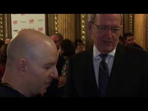 Richard Jenkins   The Shape of Water actor   #TIFF17 Interview