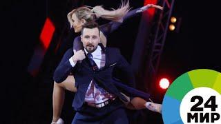 Сплошная акробатика: в Москве прошел Кубок мира по рок-н-роллу и буги-вуги - МИР 24