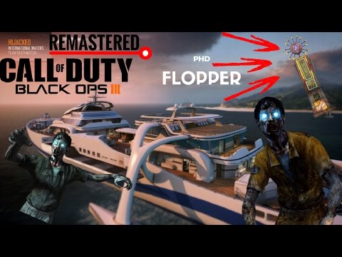 "BLACK OPS 3 ""HIJACKED"" ZOMBIES (BO2 MAP REMAKE!) - CALL OF DUTY ZOMBIES CUSTOM ZOMBIES MAP GAMEPLAY!"