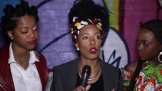Natural Hollywood Bedstuy Block Party Recap! by Mane Moves Media!