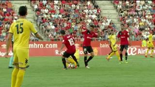 Resumen RCD Mallorca vs Reus Deportiu (0-1)