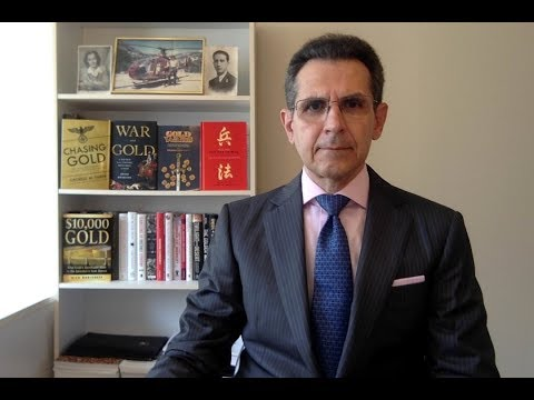 "Popescu Report - Gold and ""the calm before the storm"""