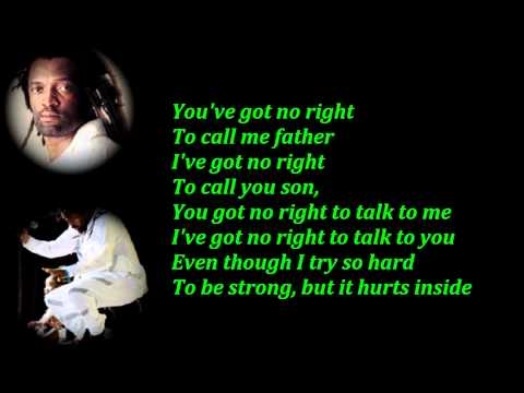 Lucky Dube - You Got No Right Lyrics.