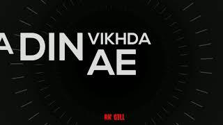 Paani Yuvraj Hanssad song what's app lyrics status New sad song status