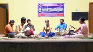GNB Thillana   Hamsanandi by Anita Madappatt