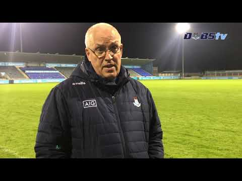Dublin U20s Football manager Tom Gray speaks to DubsTV ahead of All-Ireland Semi Final
