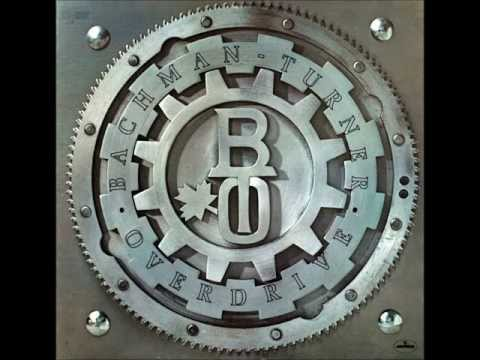 Bachman-Turner Overdrive - She's A Devil