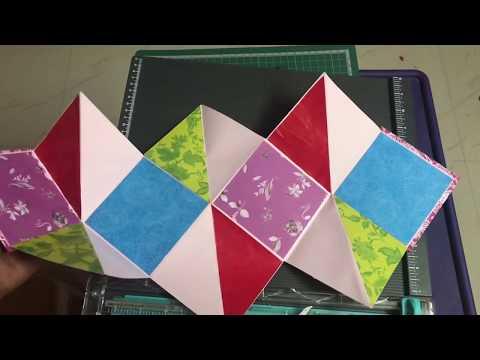 how to make squash card- Greeting paper cards - DIY. | DIY | chota crafts