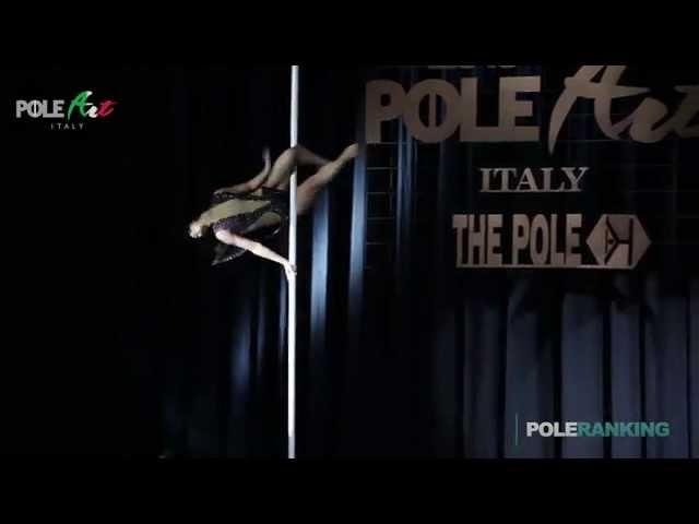 Natalia Tatarintseva Pole Art Italy 2015 Showcase