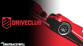 DriveClub - PS4 Game Review - | SnapbackWill