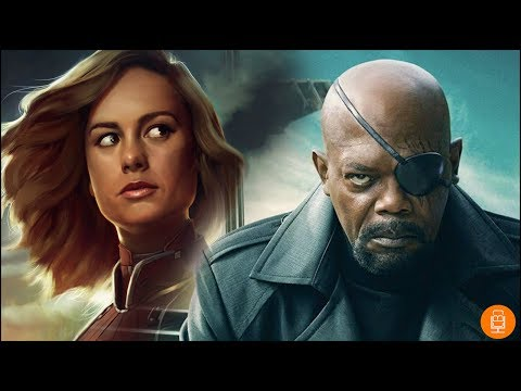 Nick Fury to Co-Star in Captain Marvel