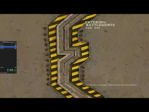 Tower of Guns Any% No Caketown - 6:08.61 (5:21 IGT) World Record |