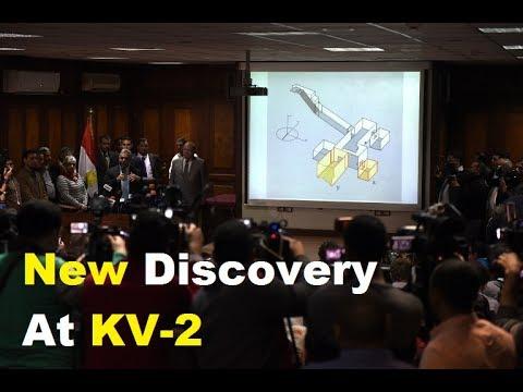 Discovery At KV-2 | Tutankhamun's Tomb