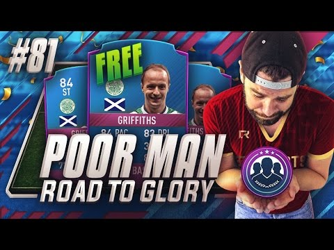 COMPLETING SBC GRIFFITHS FOR FREE!!! SOOOO MANY PACKS - Poor Man RTG #81 - FIFA 17 Ultimate Team
