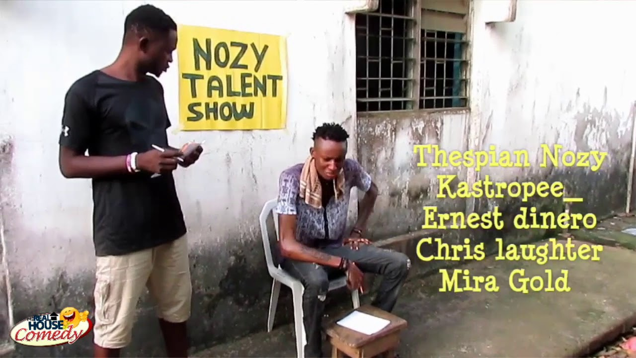 Download The Nozy Talent Show (Real House Of Comedy)