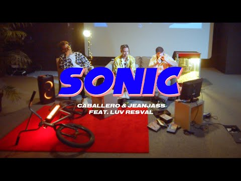 Youtube: Caballero & JeanJass – Sonic feat. Luv Resval (Prod. Benjay & Croisade)