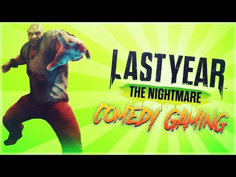 Last Year The Nightmare - Try Hard Killers - Library Map - Comedy Gaming
